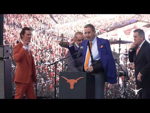 The Bottom Line - Texas Basketball: Moody Center Groundbreaking