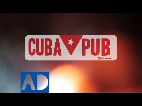 CUBA PUB Yerevan Ad