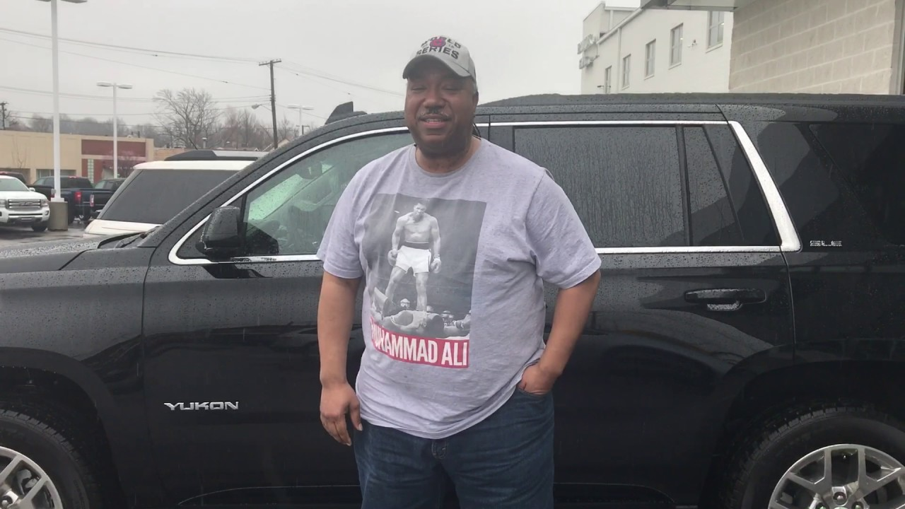 Bryan Shares His Experience At Axelrod Buick Gmc In Parma
