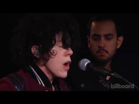 LP at Billboard Studio [Live]
