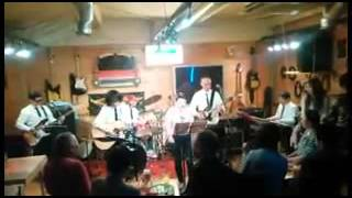 Brother Louie / 槇みちる & Bugtles @ビートイン_20151017