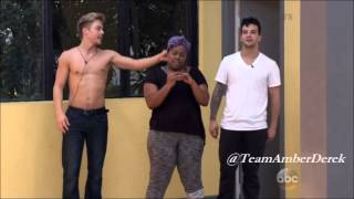 Derek and Mark speak minion - Dancing with the stars - Season 17 - Week 9
