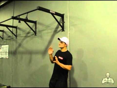 Wall Mounted Chin Up Bar Youtube