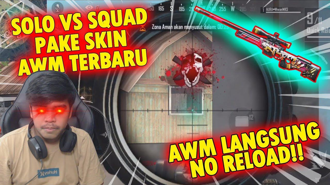 Pake Skin Baru Scar Dan Mp 40 Langsung Kill Banyak Garena Free Fire By Wawan Mks