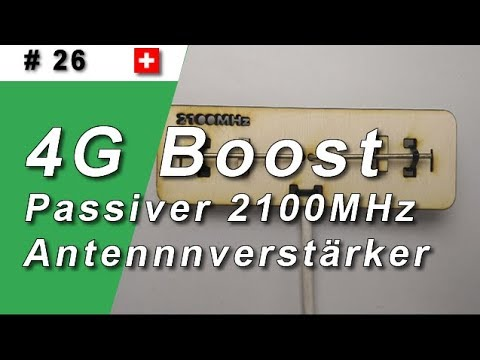 #26 Passive 4G
