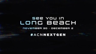 ACN Live Stream - #ACNnextgen 10/23/18