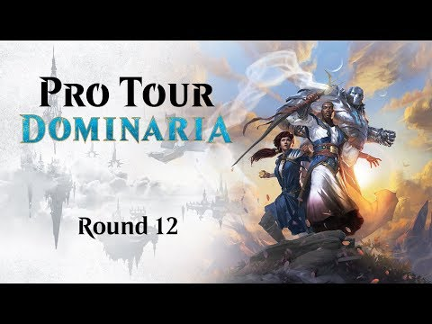 Pro Tour Dominaria Round 12 (Standard): Brad Nelson vs. Jon Finkel