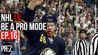 NHL 19 Be A Pro Mode - DUMP AND CHASE! Ep.16 (Xbox One X)