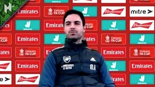 Arteta thinks he found Arsenal mole  I Southampton v Arsenal FA Cup I Arteta press conference Part 1
