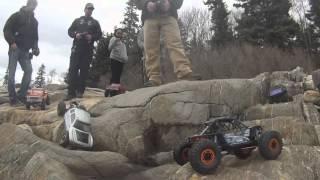 Crawling Reid State Park 2.21.16 Part 14