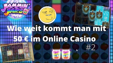 Online Casino Deutsch Test - Wie weit kommt man mit 50 euro #2