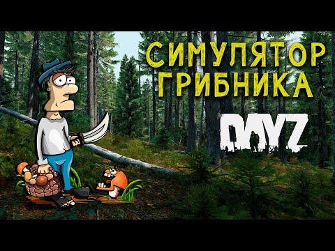 СИМУЛЯТОР ГРИБНИКА 🍄  DayZ Standalone