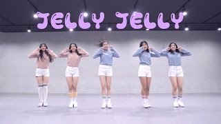 TWICE트와이스 - Jelly Jelly젤리젤리 Dance cover.
