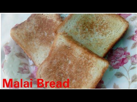 Malai Bread recipe by Kitchen with Rehana