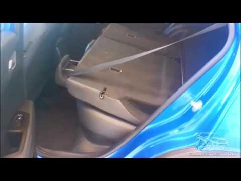 Задние сиденья в Hyundai Creta