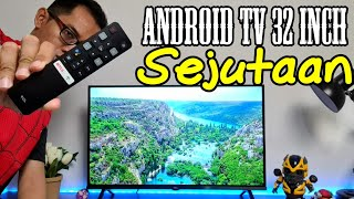 """Android TV 32"""" sejutaan - TCL 32A5 Review"""