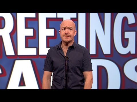 Unlikely greetings cards - Mock the Week: Series 14 Episode 4 Preview - BBC Two