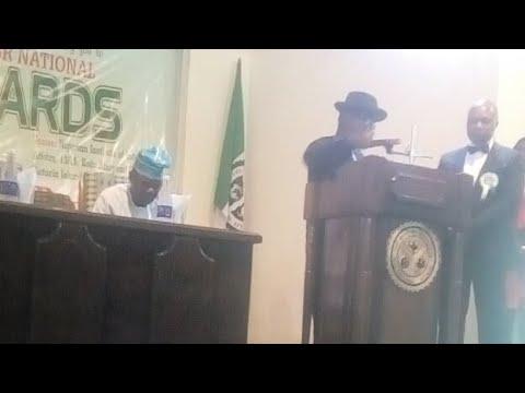 THE PSR AWARDS : Nigerian Institute of international affairs