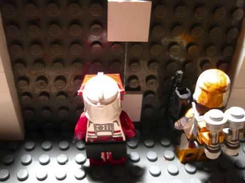 Lego Republic Commando Saga ep. IV - Statek śmierci
