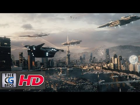 CGI 3D Cinematic Game Trailer: Call Of Duty: Infinite Warfare - by Unit Image