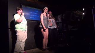 Erin C. Taryn & Candi singing Laffy Taffy (in the style of) D4L