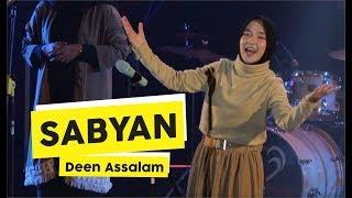 [HD] Sabyan - Deen Assalam (Live at Yogyakarta)