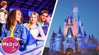 Top 10 Best Magic Kingdom Attractions