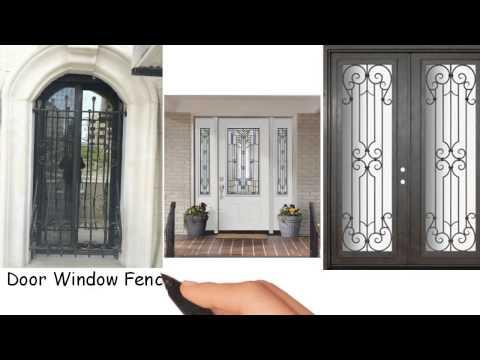 Houston iron king Houston iron king Door Window Fence Home Furniture Chair Table Bed 8329659092