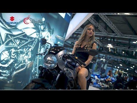 EICMA 2017 Suzuki SV650X European premier