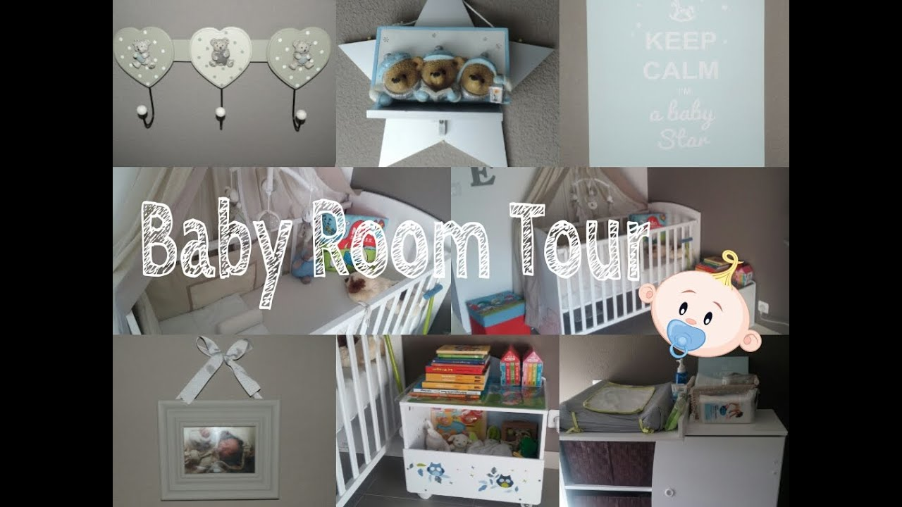[vlog] ♥ Baby Room Tour La Chambre De Bébé Amine ♥  Youtube