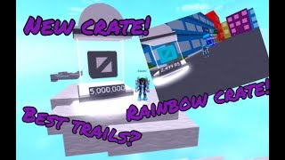 Roblox Speed City *New Update* // Crazy Trails | New Crates!
