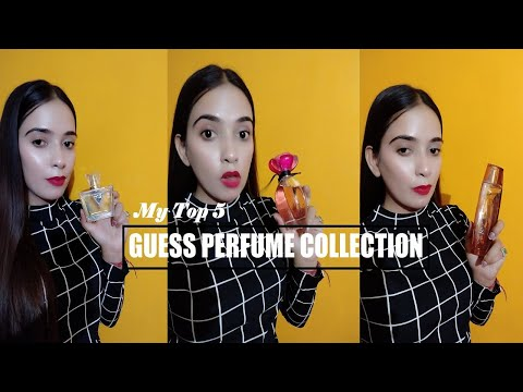 5 Best Guess Perfumes For Women | MY HONEST REVIEW!