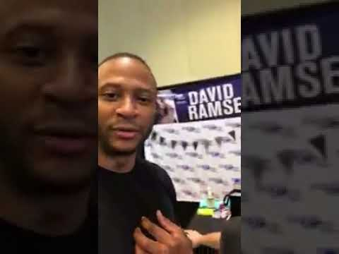 David Ramsey Looking For Stephen Amell at HVFF 2018 NASHVILLE