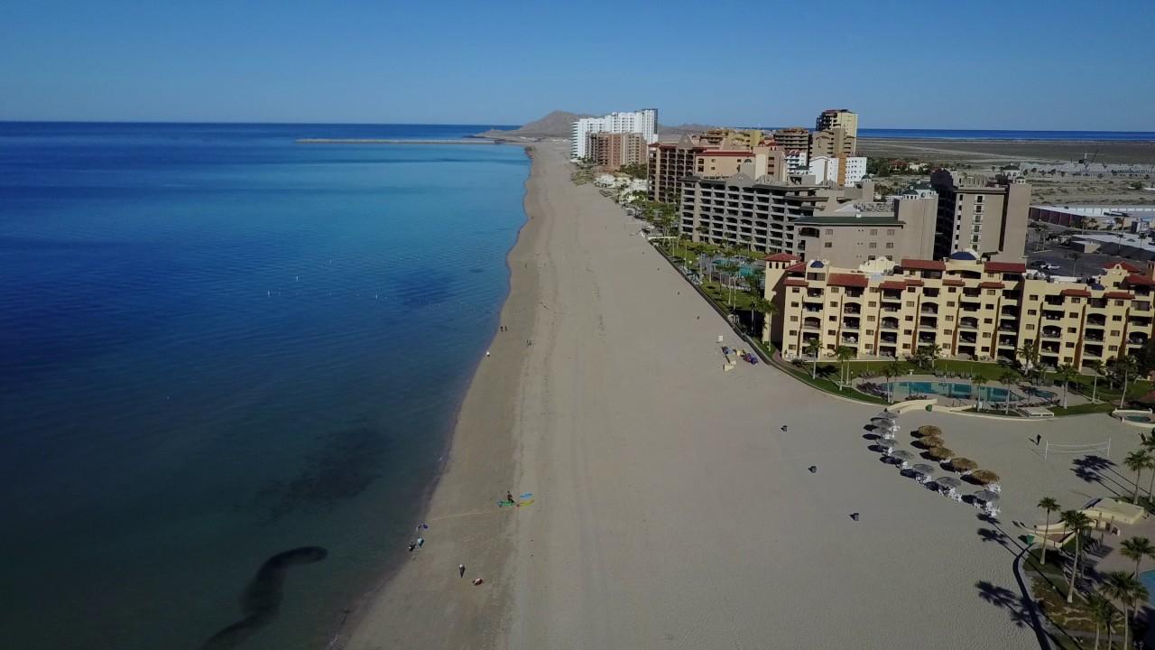 Sandy Beach Rocky Point Mexico April 5 2017
