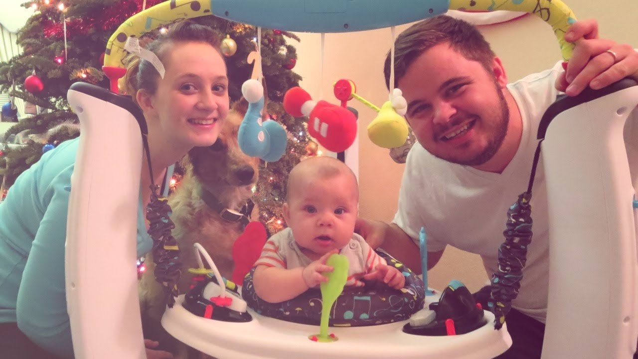 BABY'S FIRST CHRISTMAS SPECIAL! (12.25.13 - Day 334) - YouTube