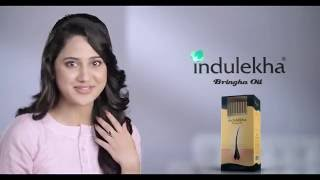 Indulekha Bringha Selfie bottle Testimonial Ad - Actress Miya Thumbnail