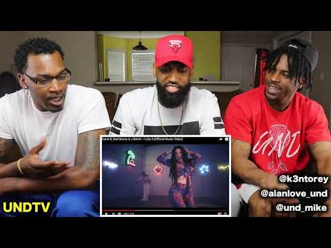 Cardi B, Bad Bunny & J Balvin - I Like It [Official Music Video] [REACTION]
