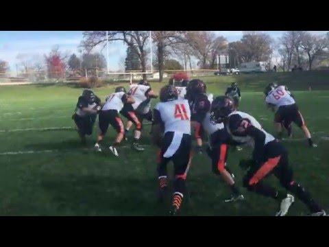 Greenville College Offensive Highlights