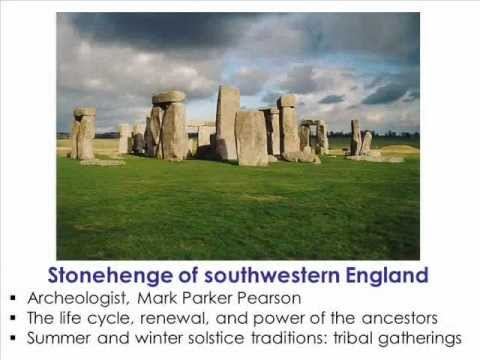 Stone Age Man, Neolithic Migrants, and Iron Age Celts of the West