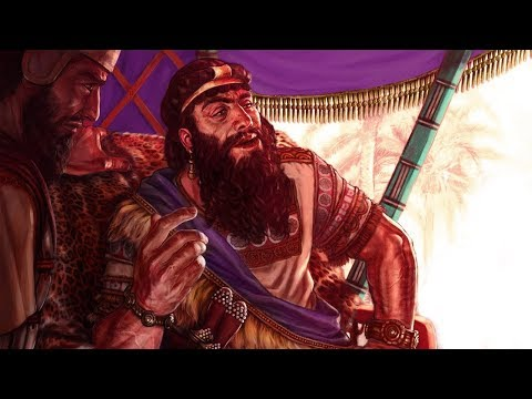 Sargon the Great and the Akkadian Empire