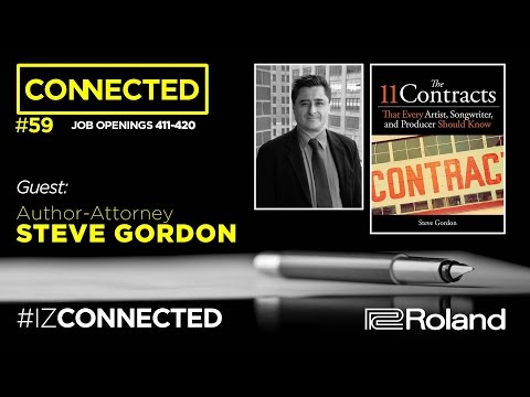 #IZCONNECTED 59 | 11 Must Know Music Contracts | Grind Opps 411-420