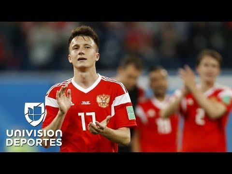 Rusia 1-0 Chipre - RESUMEN Y GOL - Grupo I - Clasificatorio Eurocopa 2020