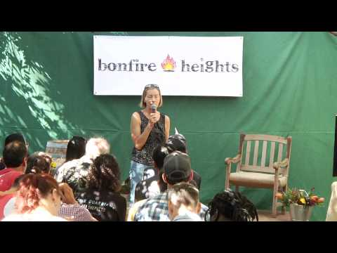 Jenny Phillips, Film Director of Dhamma Brothers Bonfire Heights 2014