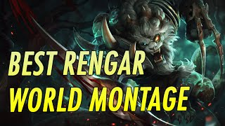 BEST RENGAR WORLD MONTAGE