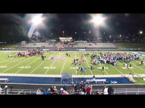 Cleveland High School Vs. Ooltewah High School : Boys Football