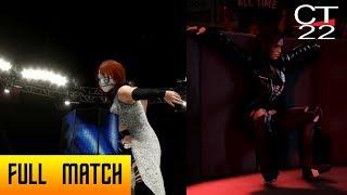 WWE 2K Universe - WWE 2K18: Count Down to Havoc 2 Porter v. Asuka