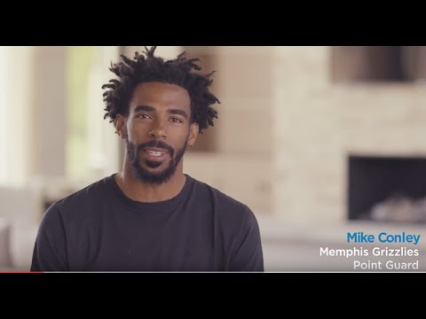 Be The Match With Mike Conley  Heritage Holds the Cure
