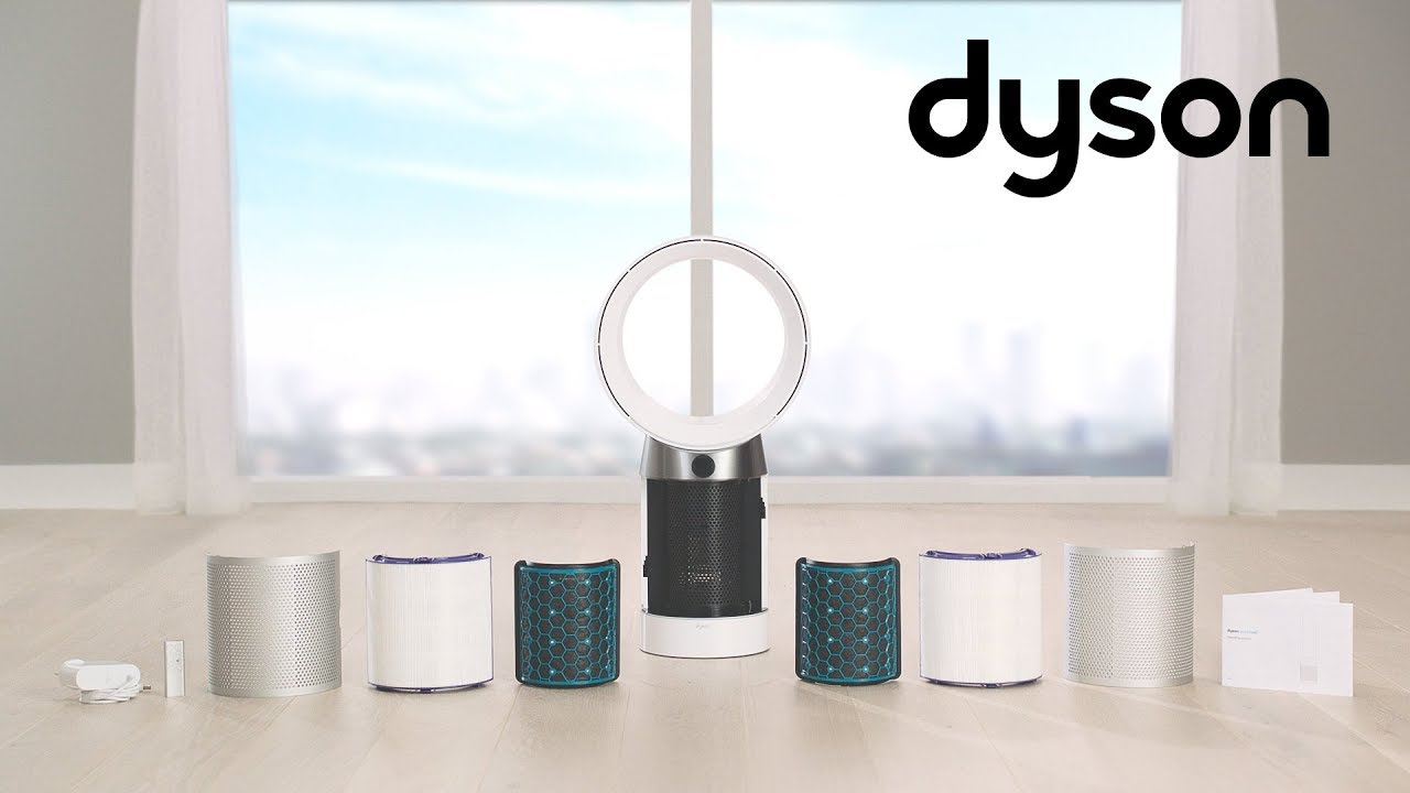 Dyson Pure Cool Desk Purifying Fans Getting Started Uk