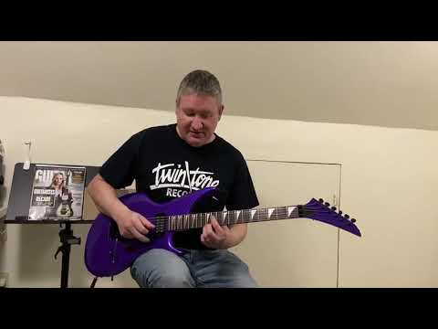 Davy Kline Jr. - Canary Cables Auto-Mute Switch Cable Review