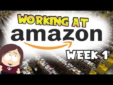 My Experience Working at Amazon || Week 1